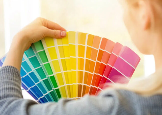 Importance of color schemes in branding