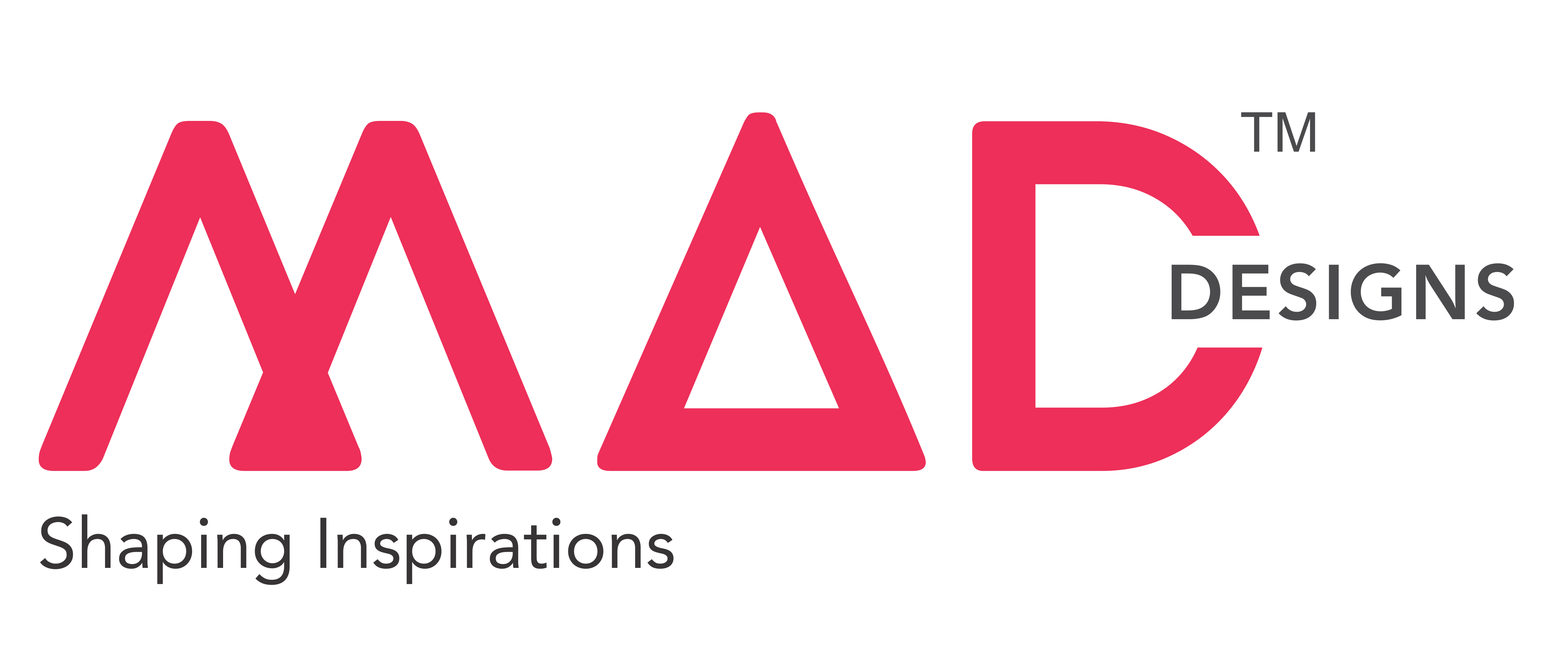 Logo of Mad Designs-Brand development company in Pune India